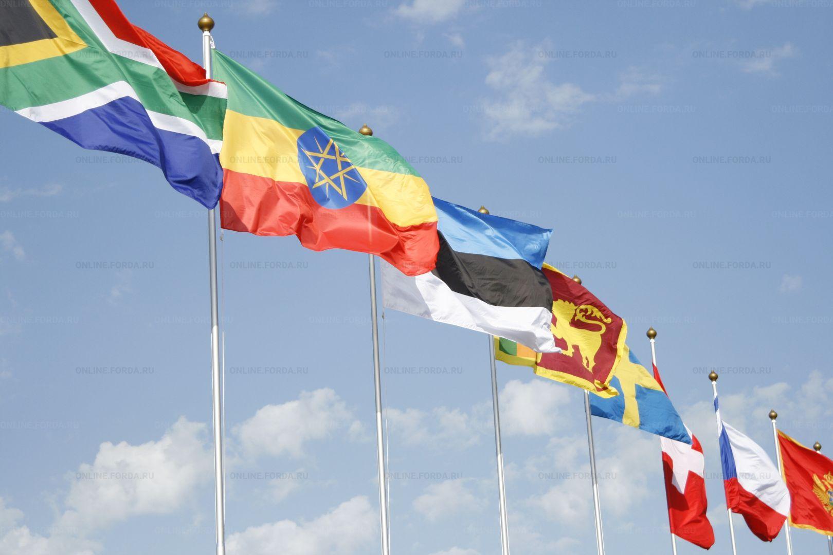 Флаговая ткань
