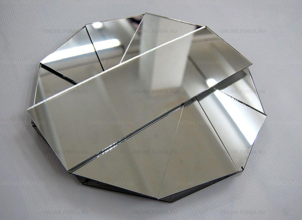 Лист зеркальный Mirrorplast XT 3 мм