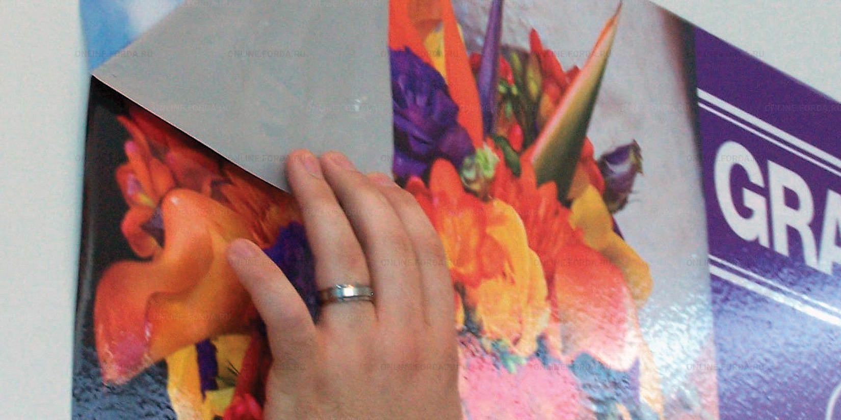 Пленка для печати Orafol Orajet 3641