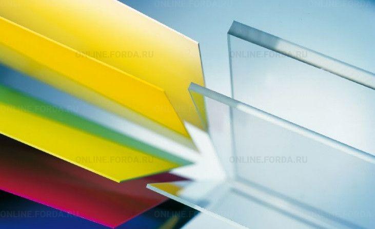 Лист Plexiglas XT 12 мм
