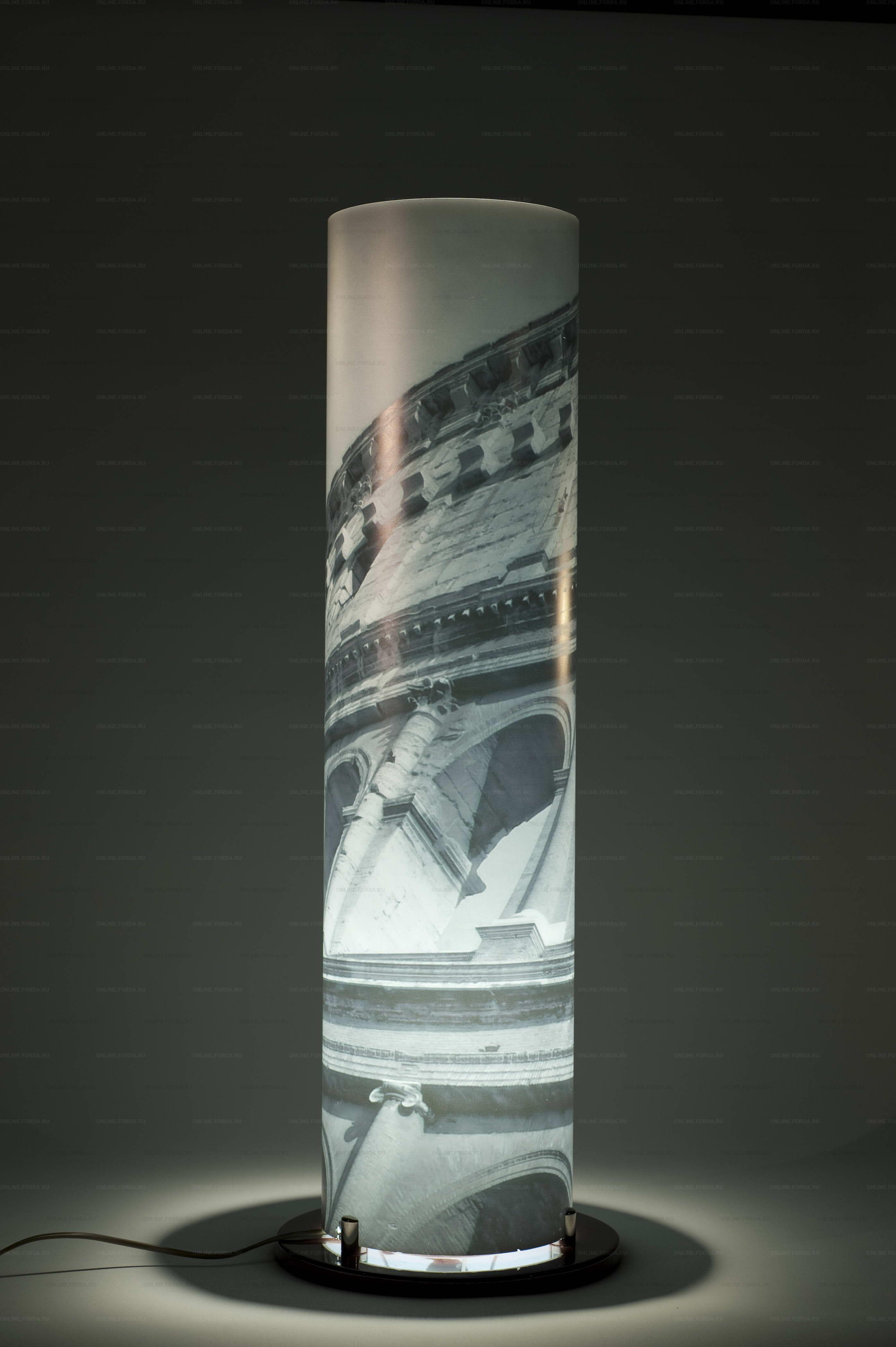 Труба Plexiglas Satin Ice clear 0D010 DF