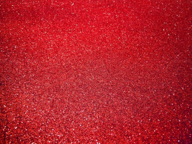 Пленка Moda Glitter 2 красного цвета