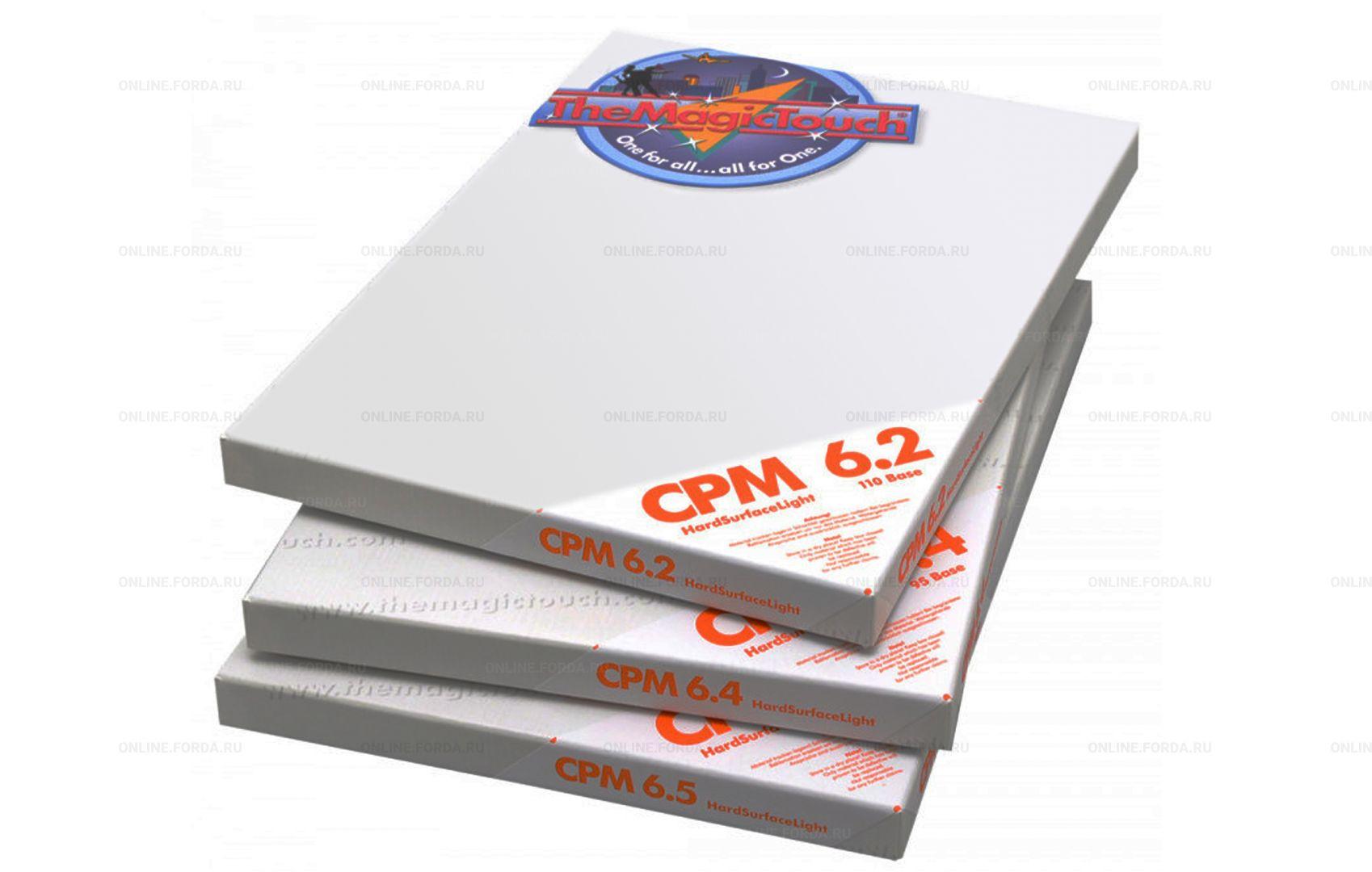 Термотрансферная бумага The Magic Touch CPM 6.2 A3 для переноса на твердые поверхности
