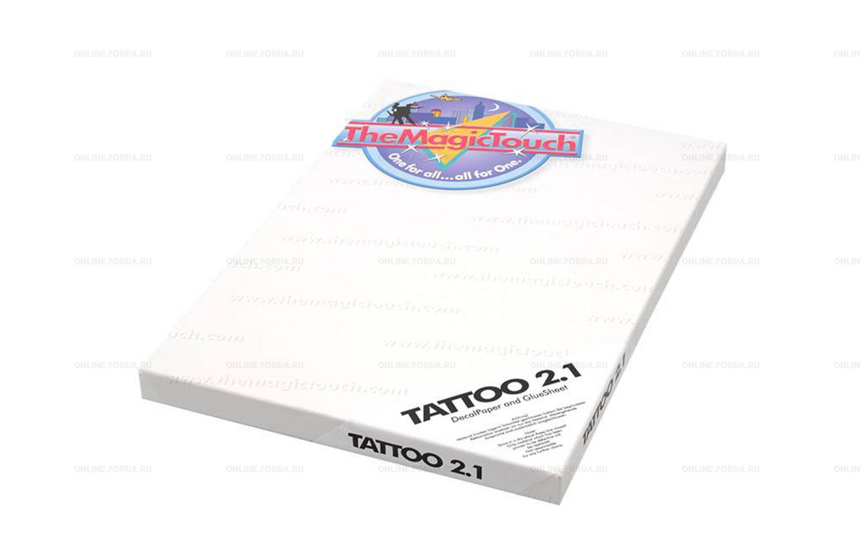 Термотрансферная бумага Tattoo 2.1