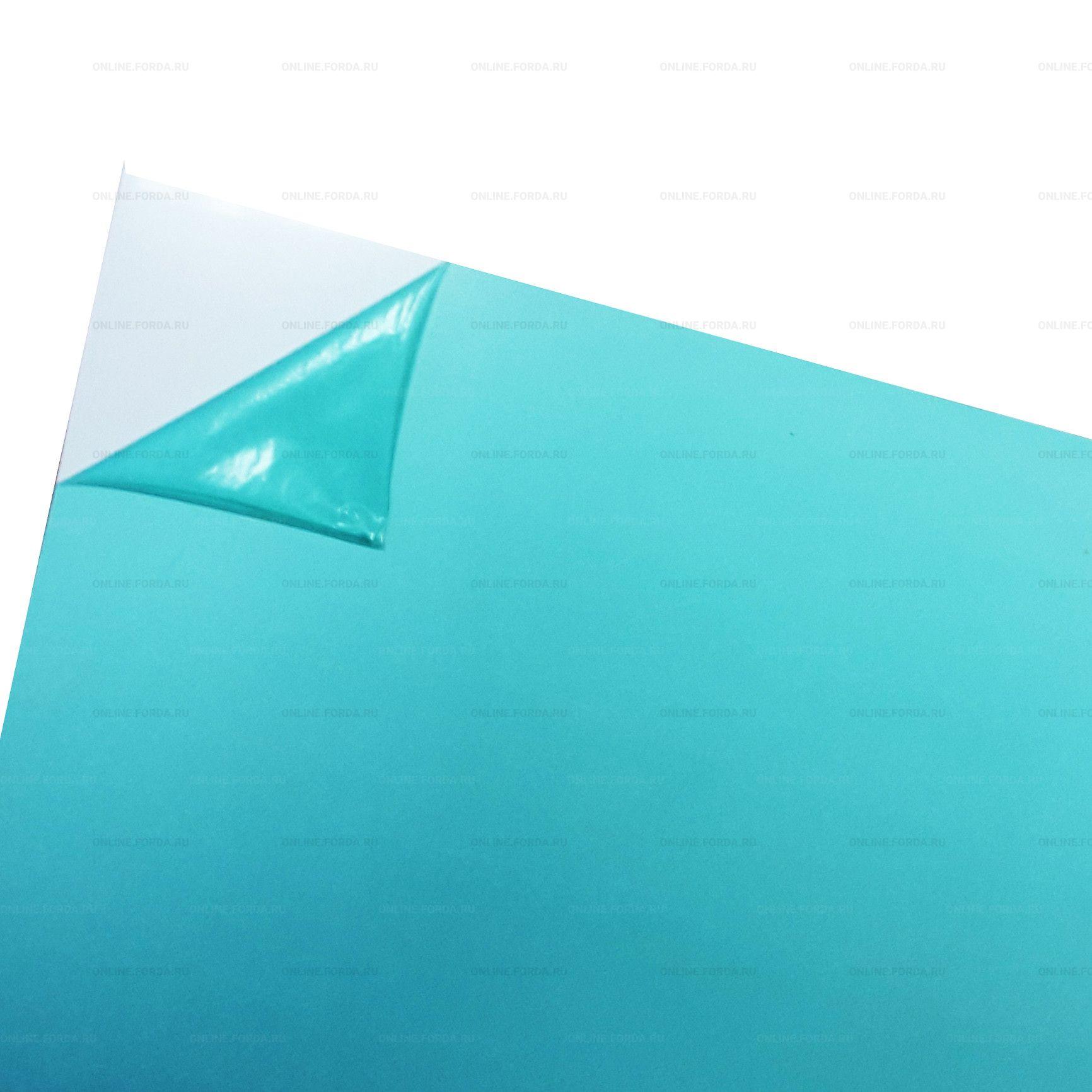 Лист жесткого ПВХ RS-Rigid 0,6мм (пл. 1,50)