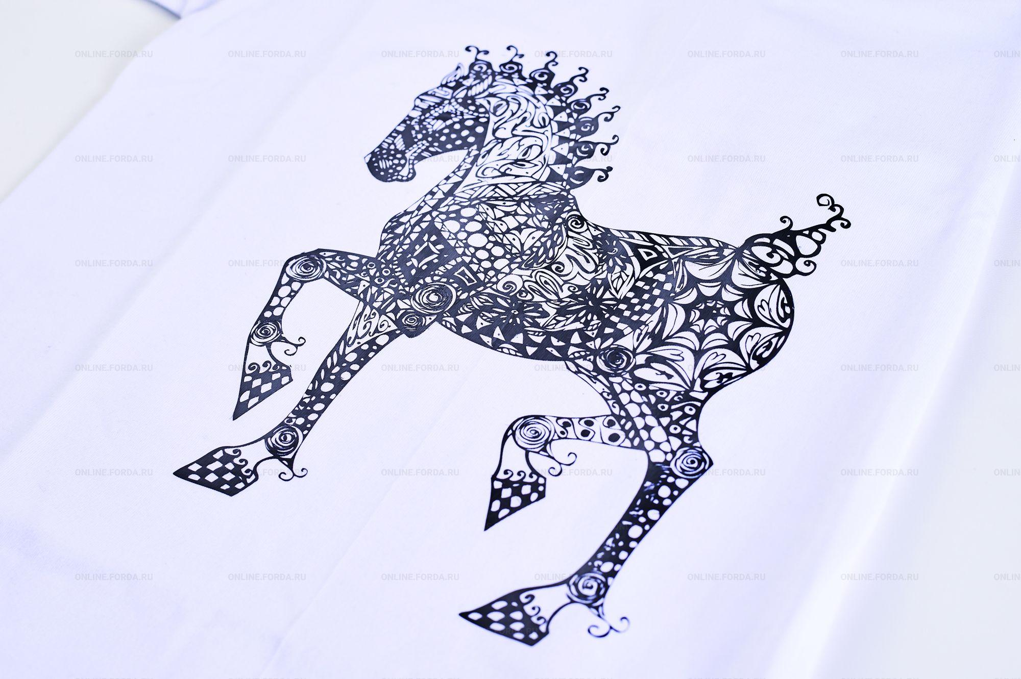 Плёнка для многослойной аппликации на текстиле