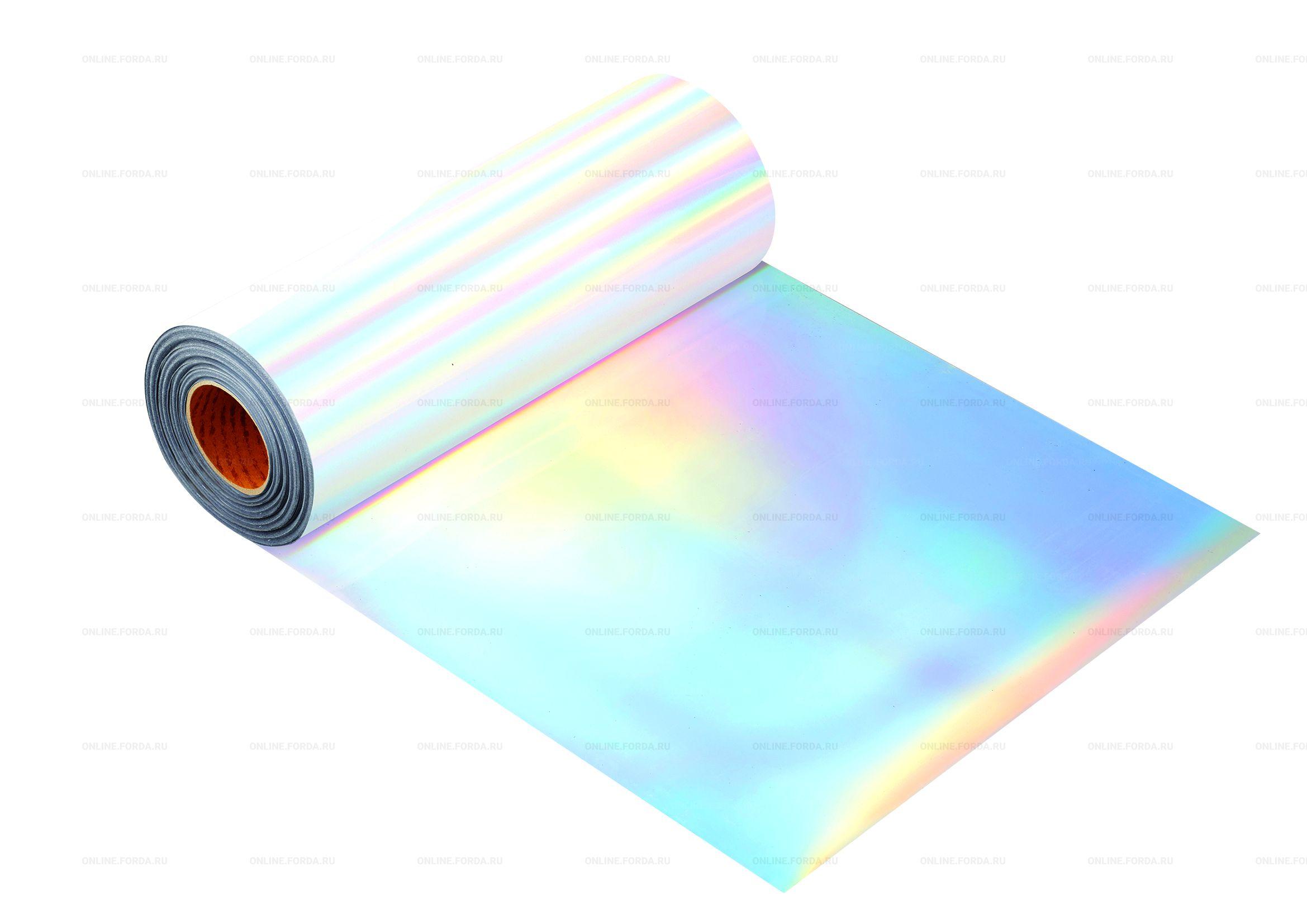 Купить плёнку для термотрансфера с голографическим эффектом