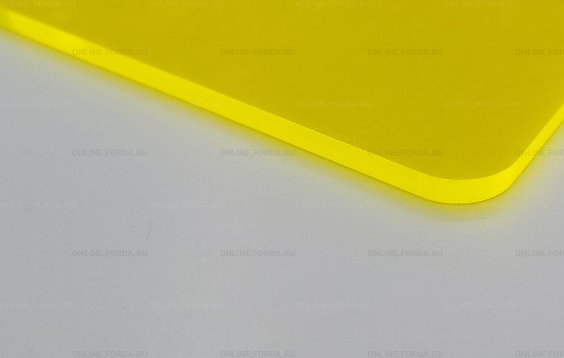 Экструзионное флуоресцентное стекло