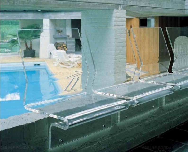 Оргстекло Plexiglas GS 10 мм