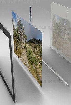 Лист Quinn/Polycasa СRYLUX Lumina 4 мм