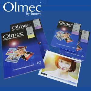Фотобумага для печати Olmec Photo