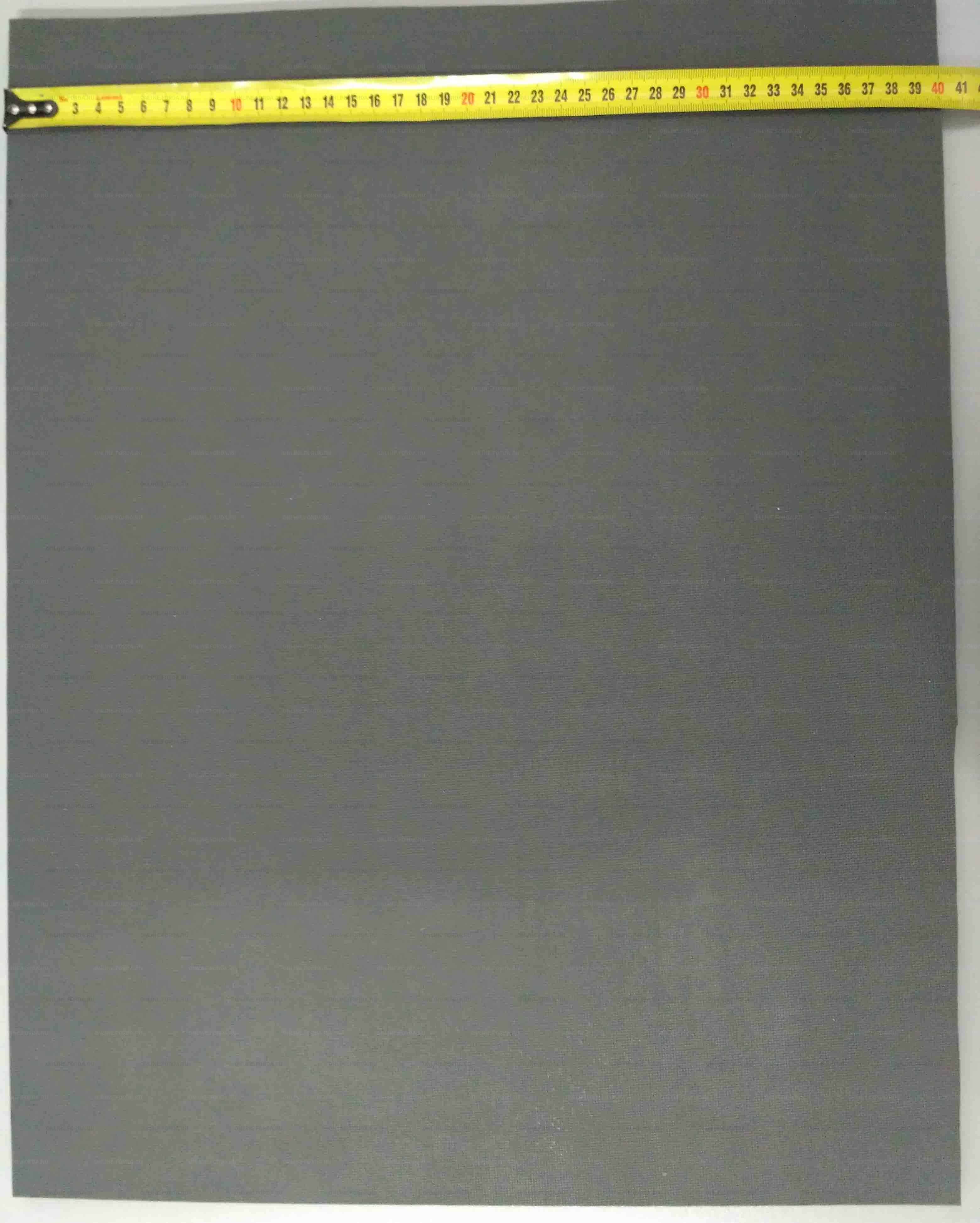 Резиновый коврик к термопрессу, 51*40см