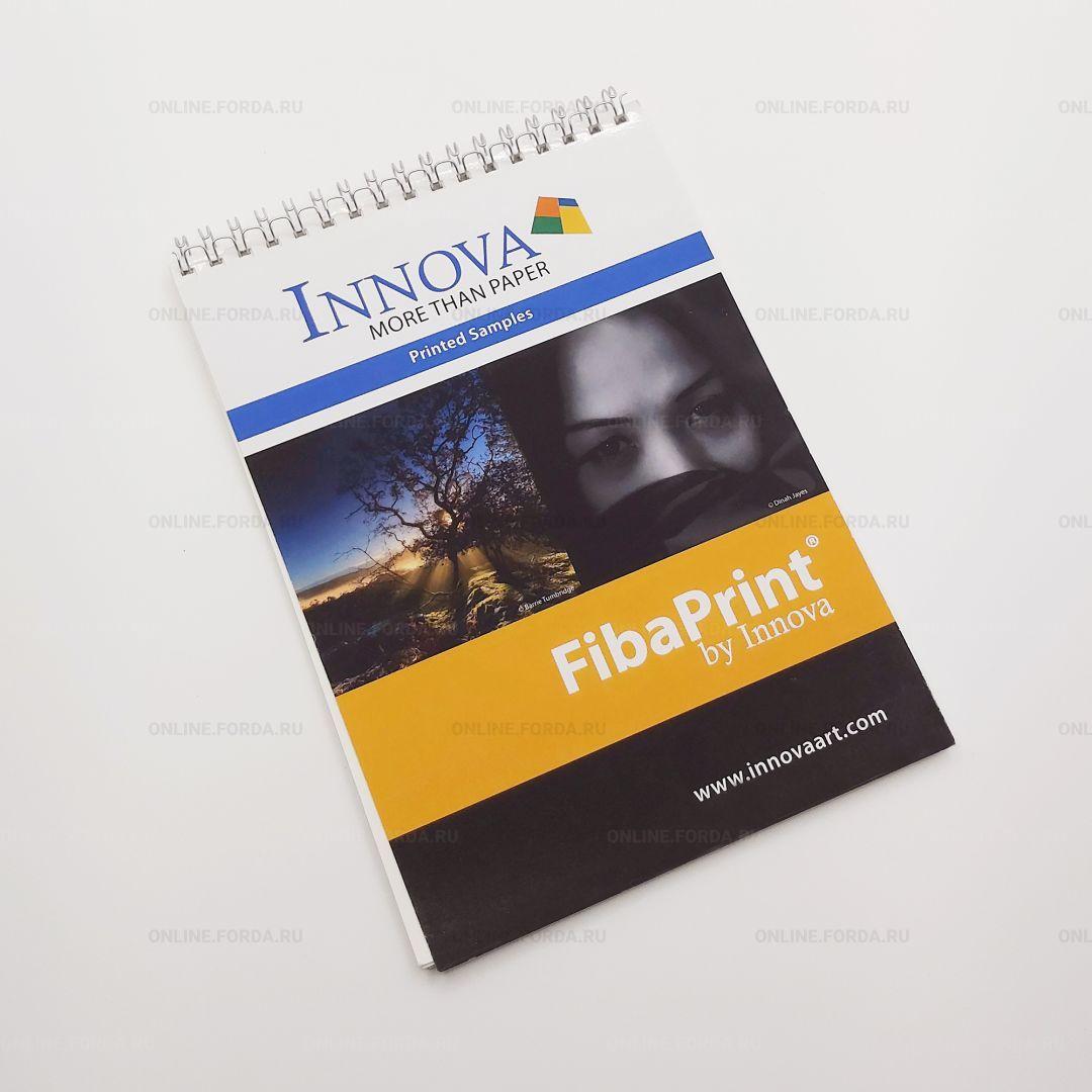 Каталог Fiba Print Swatch Books