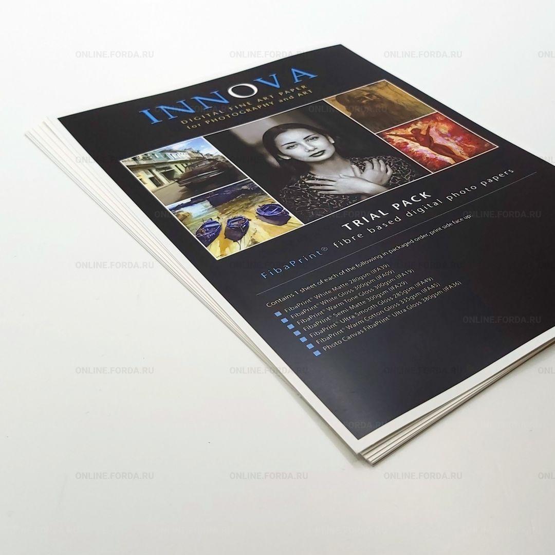 Образцы фотобумаг TRIAL PACK Fiba Print