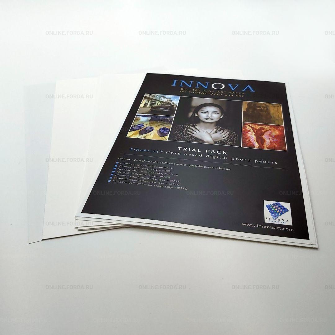 Набор бумаги TRIAL PACK Fiba Print