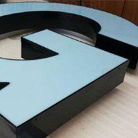Профили для изготовления объемных букв