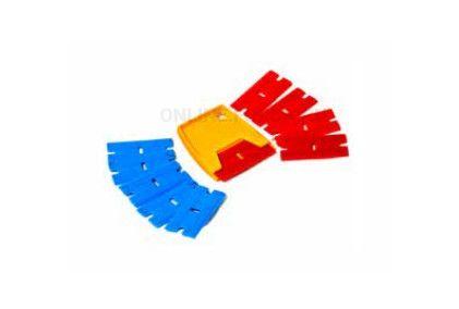 Скребок пластиковый со сменными лезвиями (арт. 21910700)