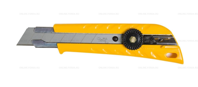 OL-L-1 Нож OLFA для тяжелых режимов работы, 18мм