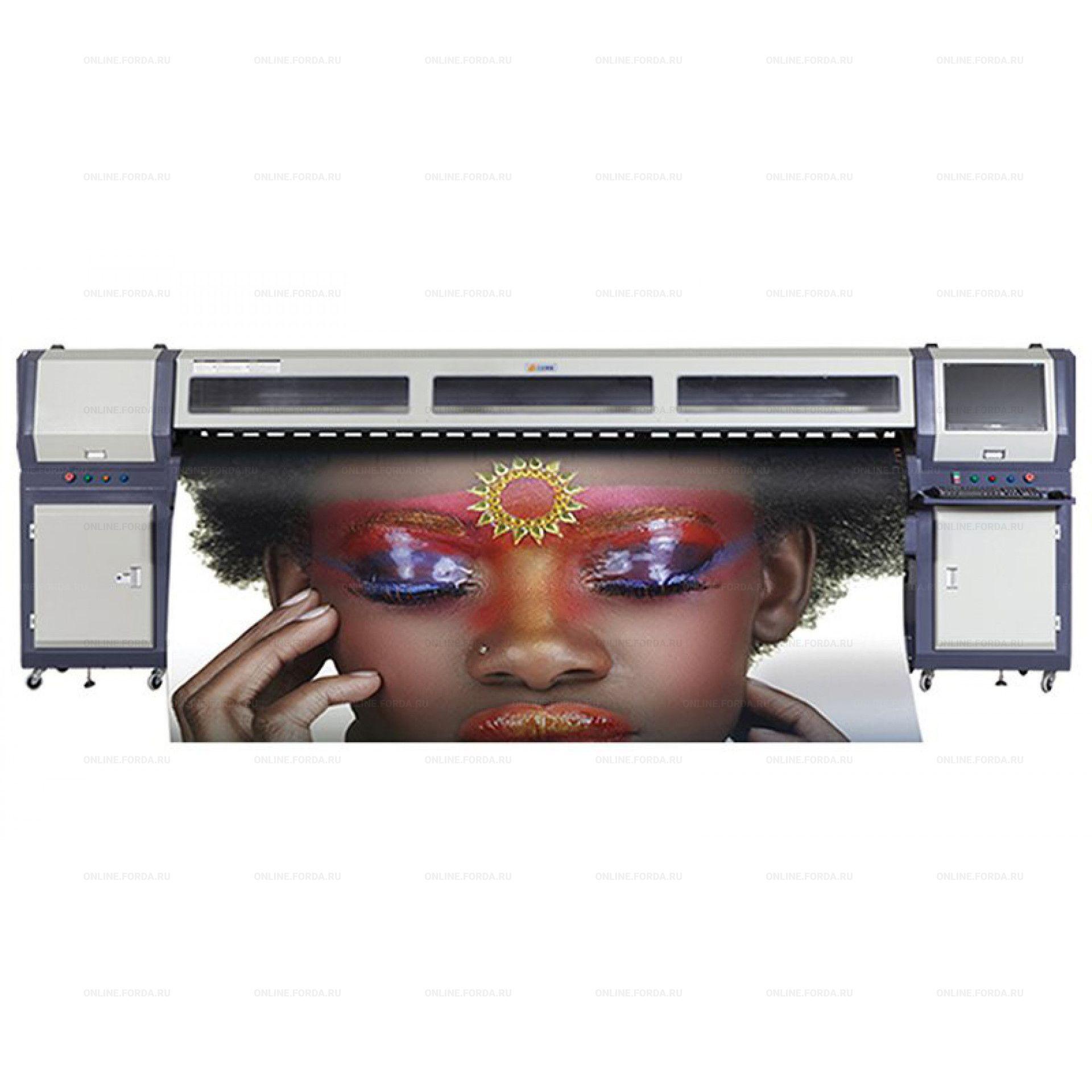Широкоформатный принтер Maxima INNO-8