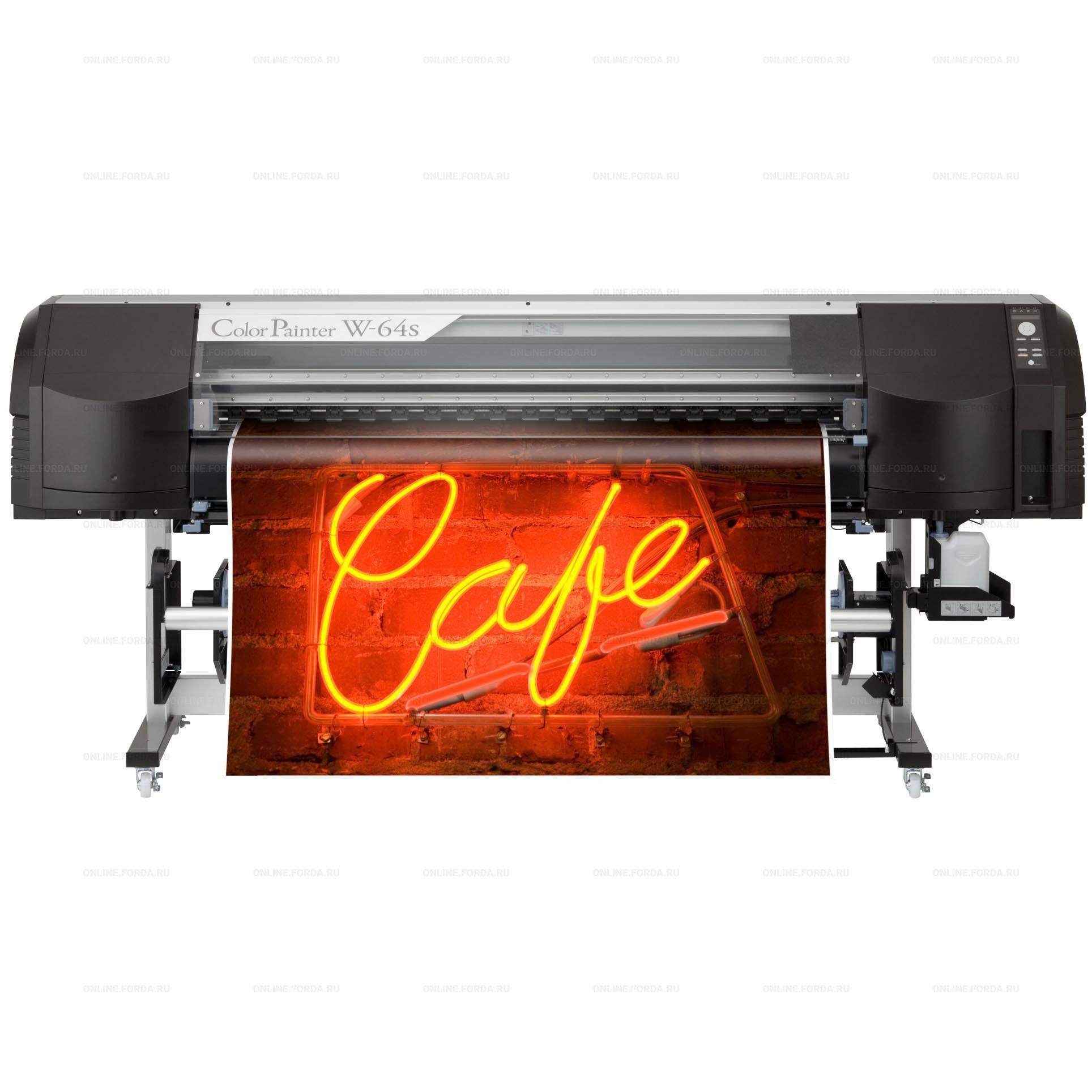 Принтер ColorPainter W-64S/6 Color