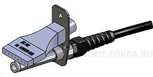 Ионизирующая воздушная форсунка Model 4510 Flat Ionised Air Nozzle