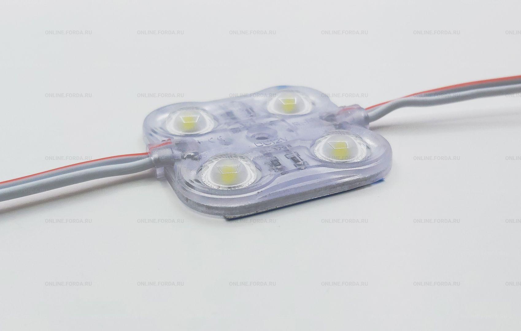 Светодиодный модуль KM-P4-W