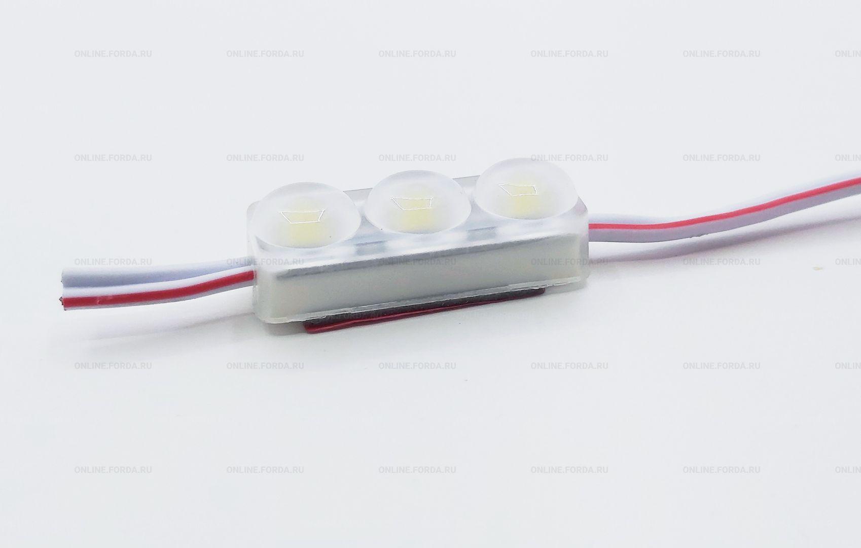 Светодиодный модуль KM-MINI3-07W-65K