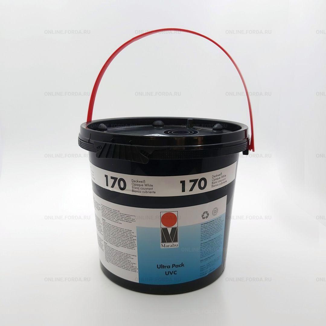 УФ-отверждаемая краска для трафаретной печати ULTRAPACK UVC