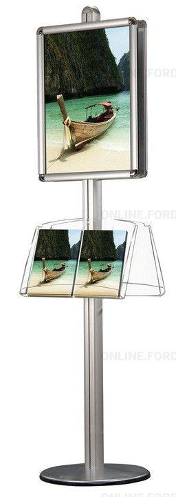 "Рамка клик ""Snap Frame"" 30мм (для ""Free Standing"")"
