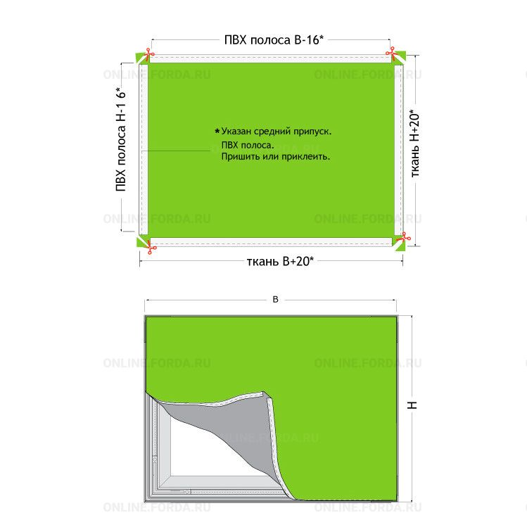 Профильная система TexBox 100 мм