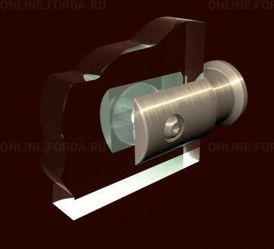 CitINOX GDANSK 1-8 (IN03) крепл. флажковых табл. толщ. 1-8мм