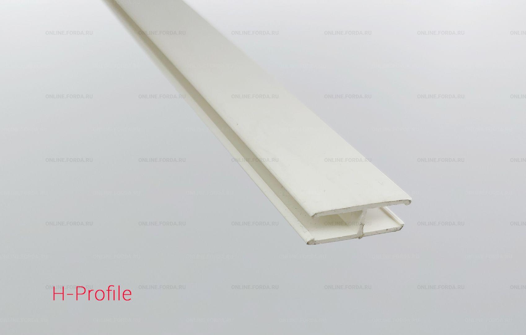 Профиль пластиковый соединительный 5 мм