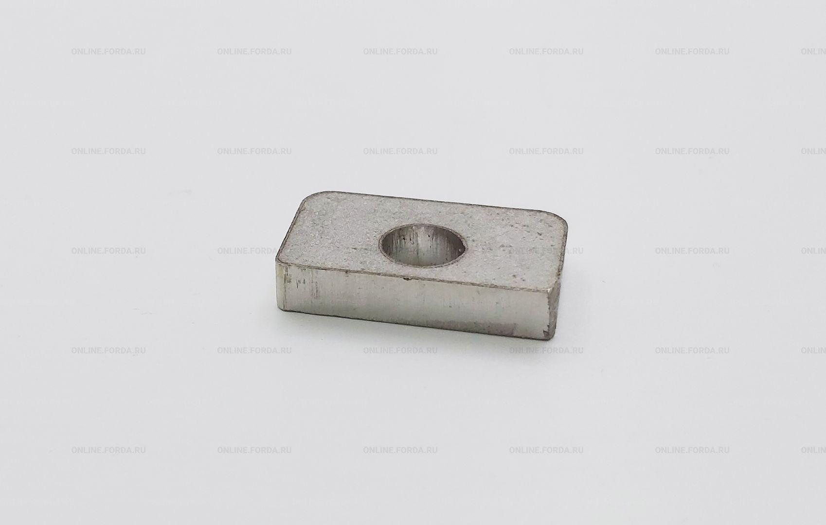 Шайба 12х21 мм для фиксации винта при соединении двух заготовок
