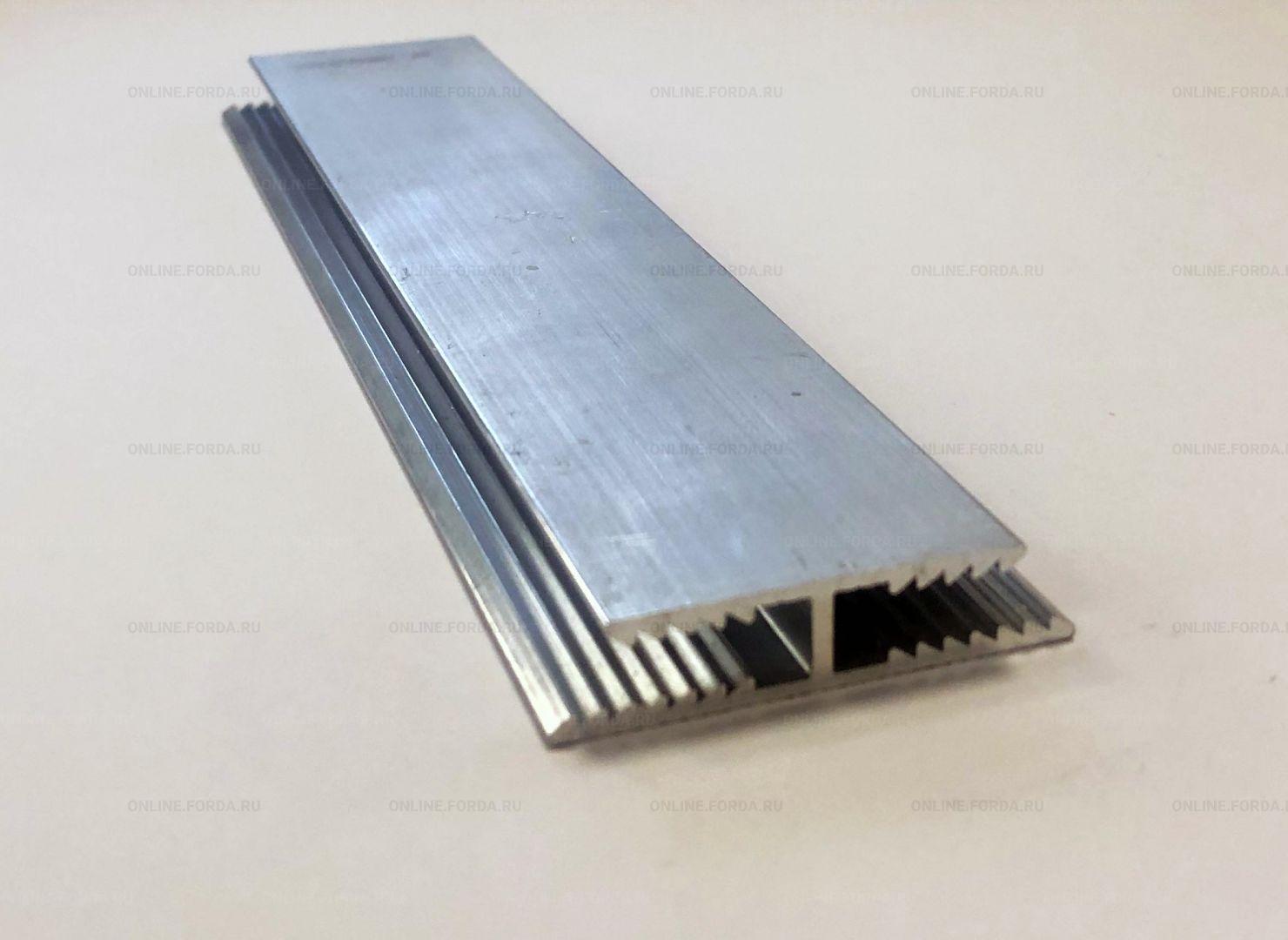 Стыковочный профиль H-образный под 4 мм