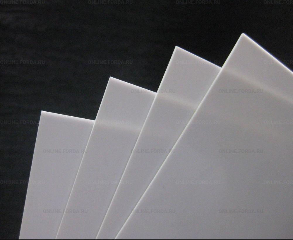Листовой полистирол Quinn PS - цвет белый опал
