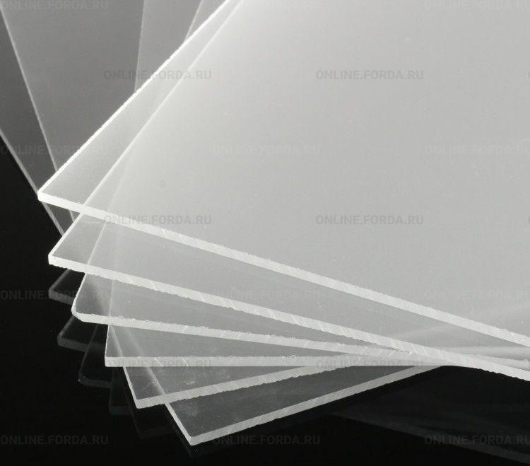 Лист Plazcryl XT 4 мм
