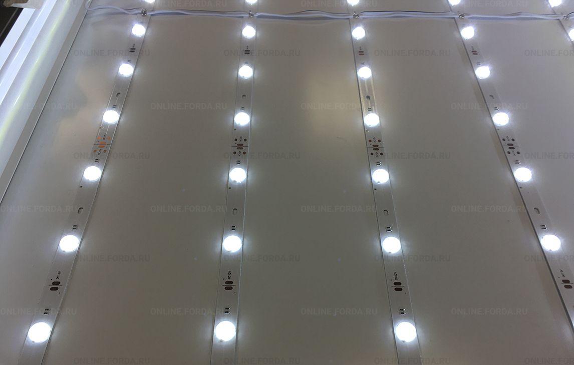 Фото светодиодной линейки KB-IDS150-3R-W 12B SMD 2835