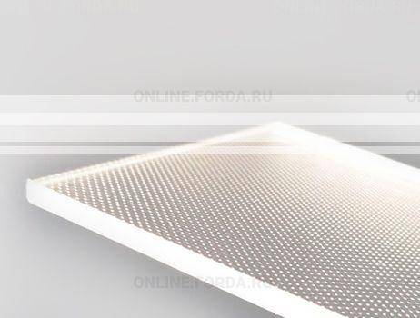Акриловое стекло для торцевой подсветки